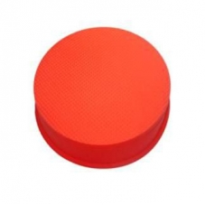 Форма д/выпечки силикон. Круг №1 глубокий 25*5,8см Катунь KT-S-301