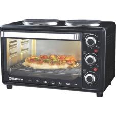 Тостер-печь Sakura SA-7000 НBК черн.27л