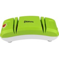 Ножеточка Sakura SA-6604GR зелен.