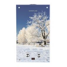 Газовая колонка Superflame SF0120 10л. стекло, зима