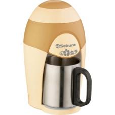Кофеварка Sakura SA-6106 С 150 мл