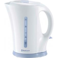 Чайник Sakura SA-2515V бел/слив (1,7)