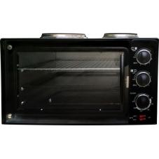 Тостер-печь Sakura SA-7017 HBK 42л чер