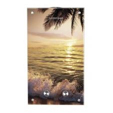 Газовая колонка Superflame SF0120 10л. стекло, пляж