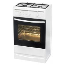Газовая плита TERRA GER 5204 W (белая)