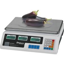 Весы Sakura SA-6079D Professional 40кг/5г элек