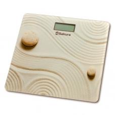 Весы Sakura SA-5072SС элек. напол. (150кг) песок
