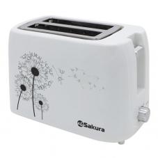 Тостер Sakura SA-7608W бел
