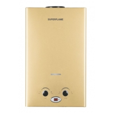 Газовая колонка Superflame SF0120 10л. зол