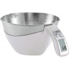 Весы Sakura SA-6066W кухон. эл. бел.