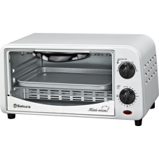 Тостер-печь Sakura SA-7018 W 10л