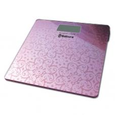 Весы Sakura SA-5071FP элек. напол. роз 150кг