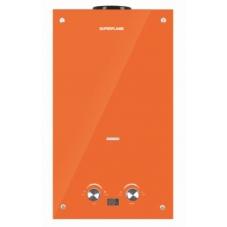Газовая колонка Superflame SF0120 10л. стекло, оранжевый